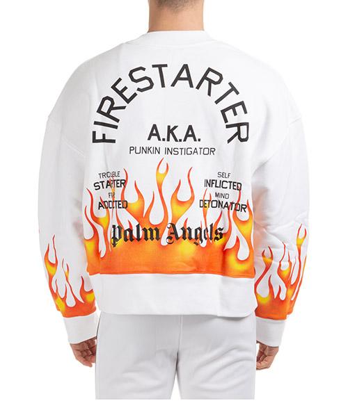 Herren sweatshirt  firestarter secondary image