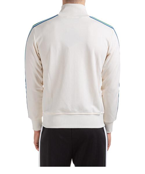 Herren sweatshirt mit zip classic rainbow secondary image