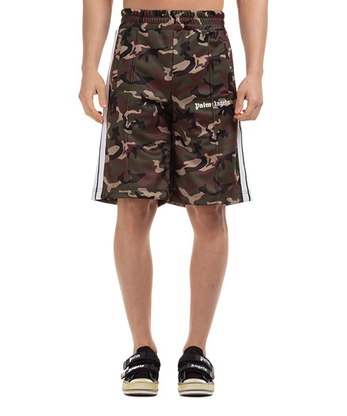 Shorts Palm Angels pmcb011r203880019901 verde