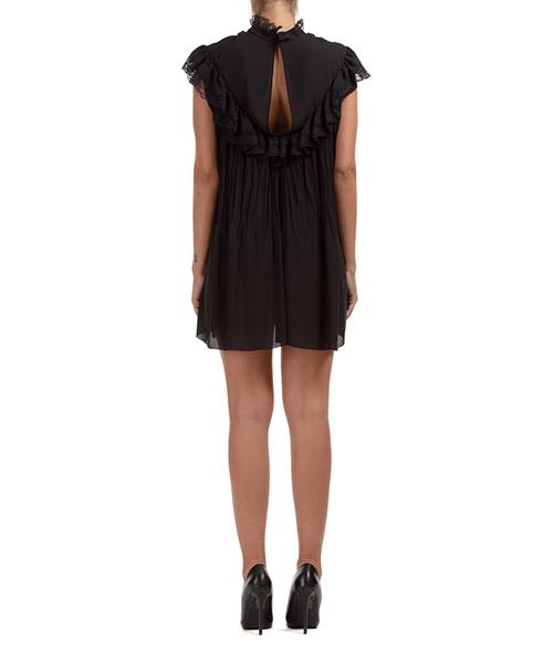 Damen kurzes kleid mini Ärmellos secondary image