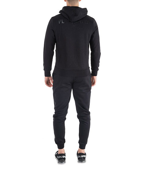 Men's tracksuit pants with sweatshirt fashion secondary image