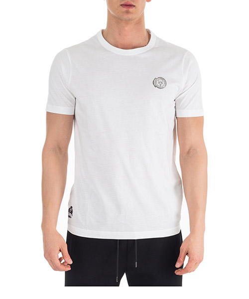 Camiseta Plein Sport A18C MTK2604 SJY001N bianco