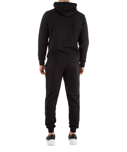 Tuta uomo fashion completo felpa pantaloni brushed secondary image
