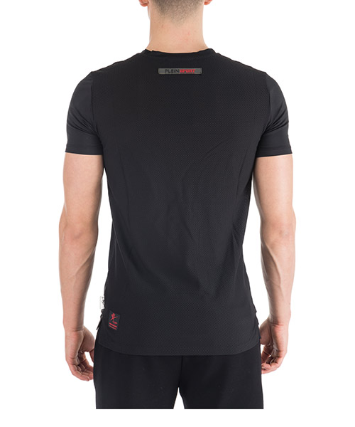 Camiseta de manga corta cuello redondo hombre cross secondary image