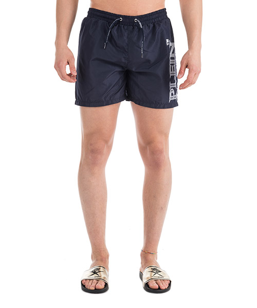 Swimming trunks Plein Sport S19C MMT_0109 STE003N navy
