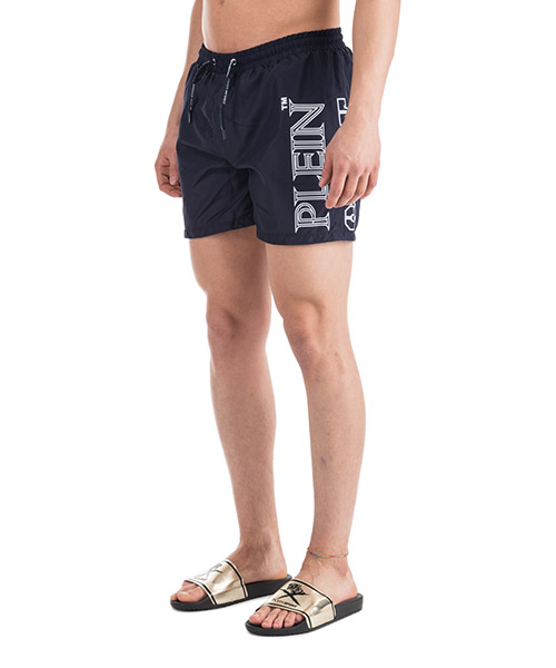Men's boxer swimsuit bathing trunks swimming suit secondary image