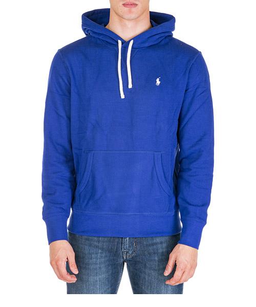 Sudadera con capucha Polo Ralph Lauren 710766778001 blu