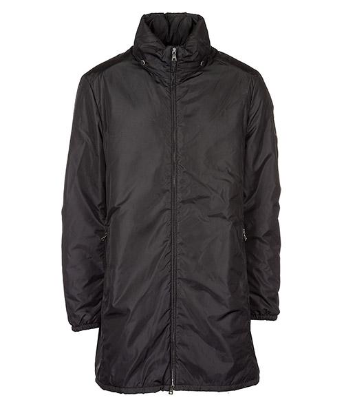 Down jacket Prada SGH376Q04F0002 nero