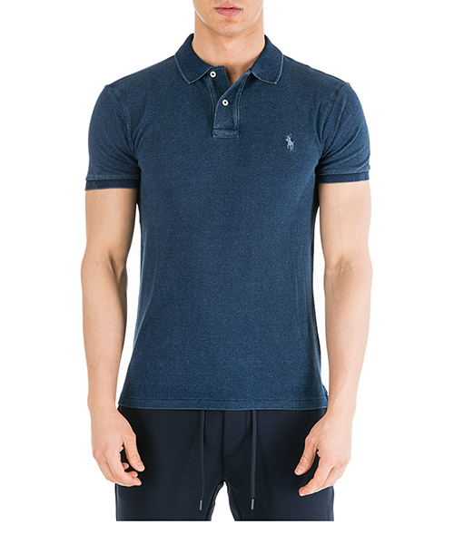 Poloshirt Ralph Lauren 710536856066 indigo