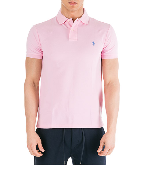 Polo shirts Ralph Lauren 710536856164 pink