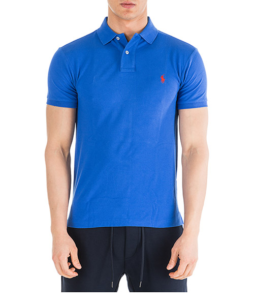 Polo shirts Ralph Lauren 710536856171 blu
