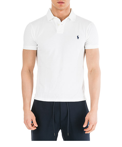 Polo shirts Ralph Lauren 710548797001 white