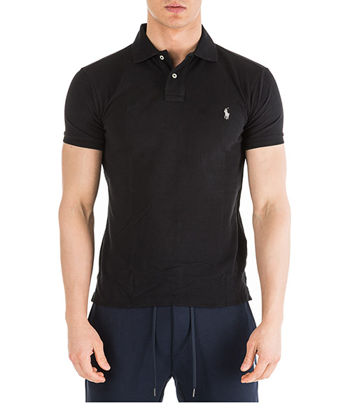 Polo shirts Ralph Lauren 710548797009 black