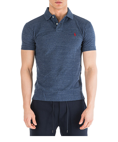 Polo shirts Ralph Lauren 710548797012 blue