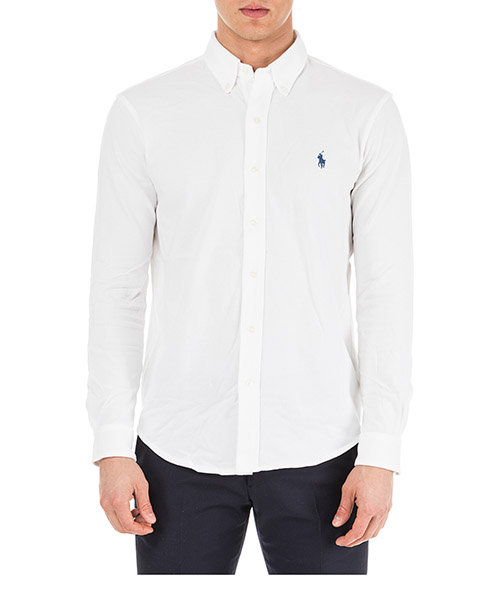 Shirt Ralph Lauren 710654408003 white