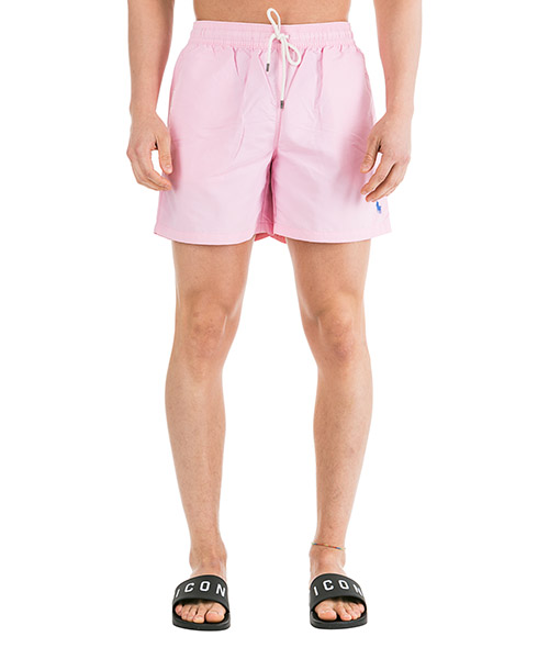 Swimming trunks Ralph Lauren 710683997026 rosa