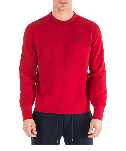 Sweatshirt Ralph Lauren 710733123001 ralph red
