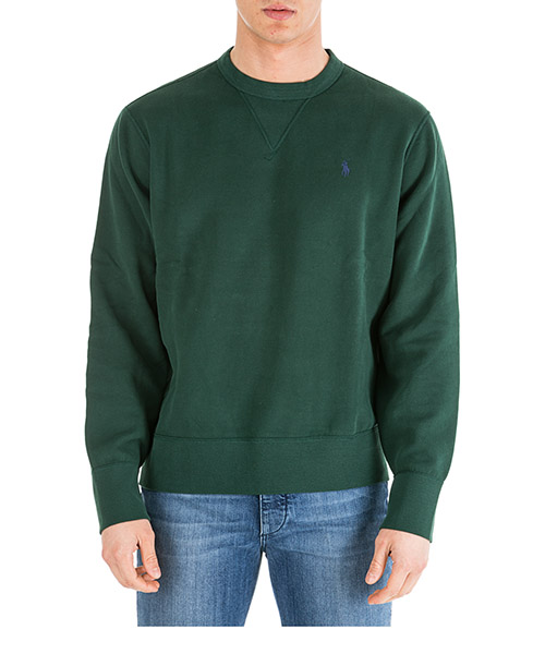 Sweatshirt Ralph Lauren 710733123006 green