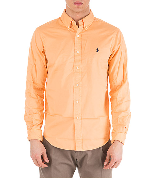 Hemd Ralph Lauren 710741788002 orange