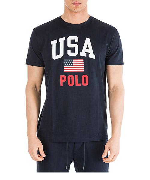 T-shirt Ralph Lauren 710743917001 blu