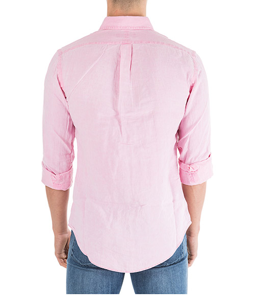 Men's long sleeve shirt dress shirt secondary image
