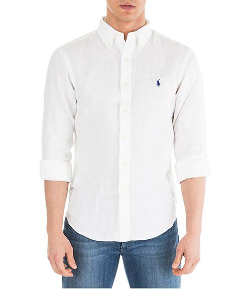 Hemd Ralph Lauren Classic 710744906008 white