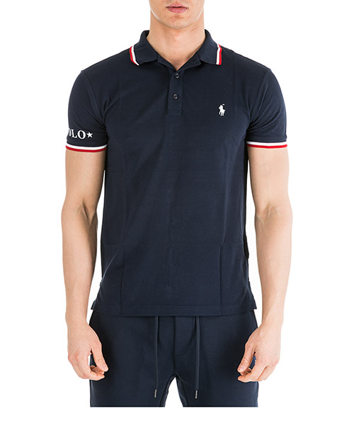 Polo shirts Ralph Lauren 710753174005 blu