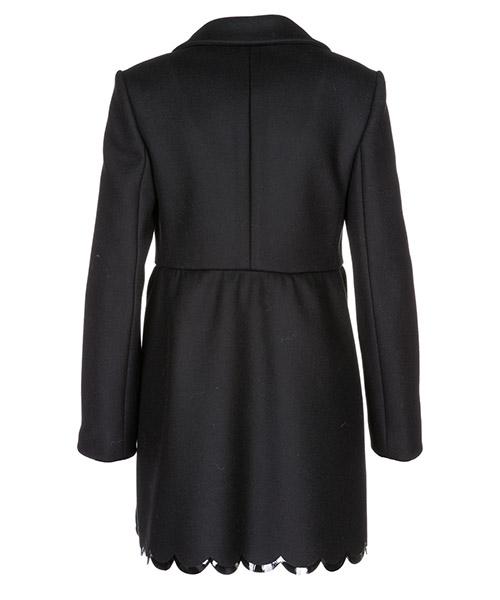 Cappotto donna in lana  marina secondary image