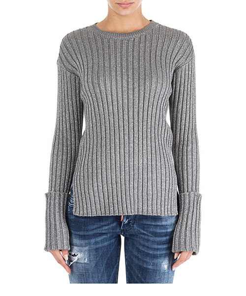 Sweater Red Valentino RR3KCA34JMP GZ7 grigio