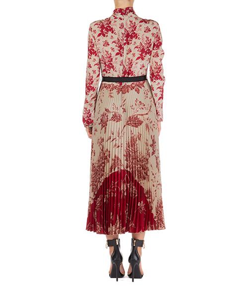 Vestito abito donna lungo manica lunga secondary image