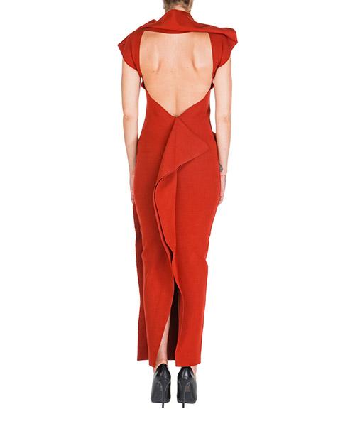 Vestido de mujer elegante largo de noche de fiesta secondary image