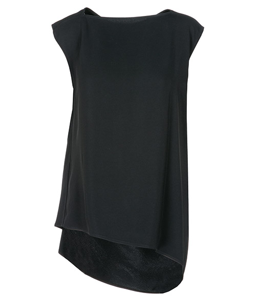 Top Rick Owens RP18F4109HY 09 nero