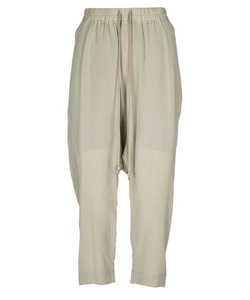 Pantalones Rick Owens RP18F4308SCR08 grigio