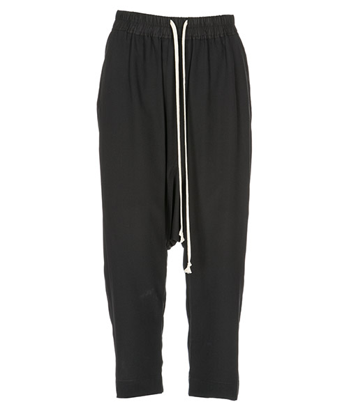 Trousers Rick Owens RP18F4308SCR09 nero