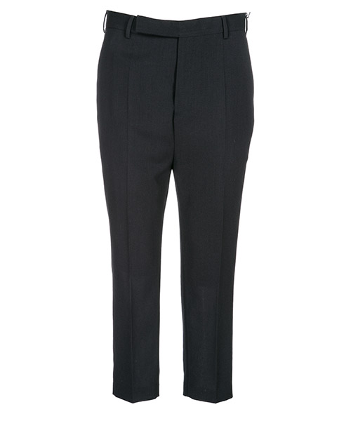 Trousers Rick Owens RP18F4309WLC09 nero
