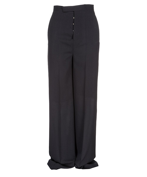 Trousers Rick Owens RP18F4328WLC09 nero