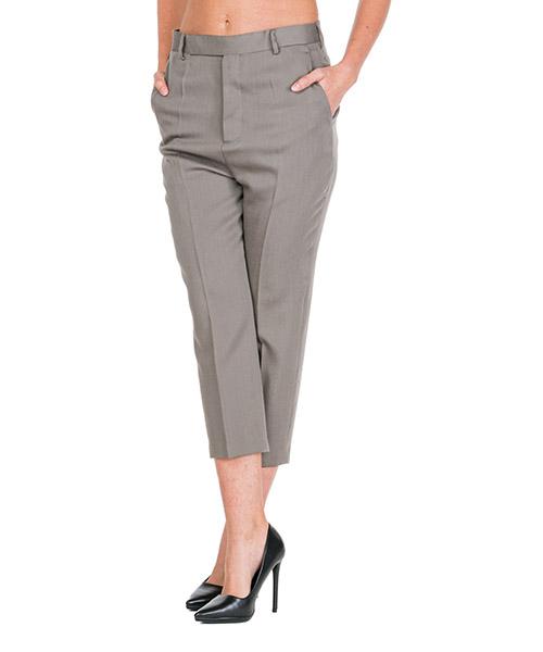 Pantalone Rick Owens astaires rp19f5309wt34 grigio