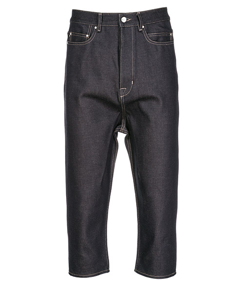 Jeans Rick Owens RR18F1301HDW146 blu