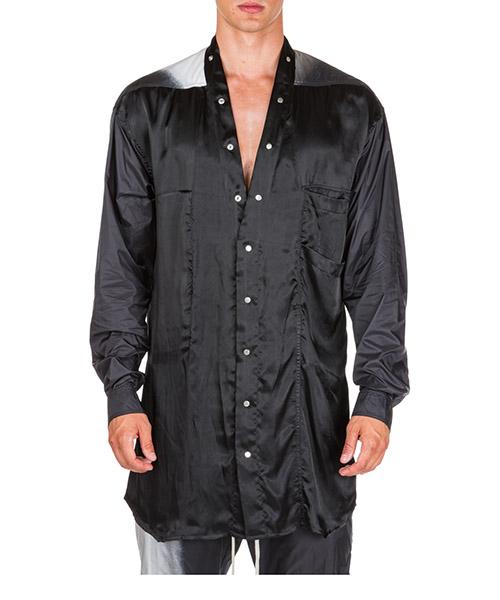 Shirt Rick Owens RR19F4200ONZD09918 nero