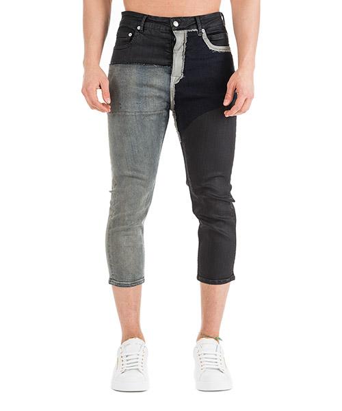 Jeans Rick Owens RR19S2310SC99101 nero