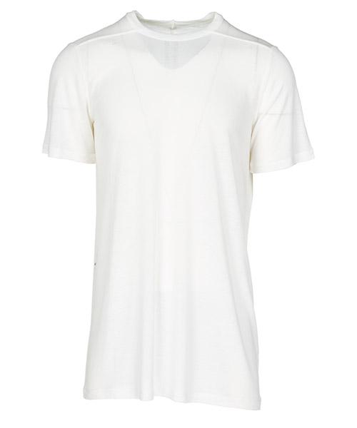 Футболка Rick Owens RU18F1264JS11 bianco