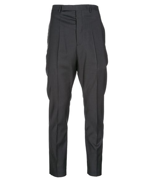 Pantalone Rick Owens RU18F1358WPP09 nero