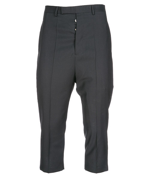 Trousers Rick Owens RU18F1359WPP09 nero