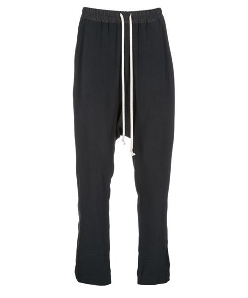 Pantalone Rick Owens RU18F1380HY09 nero