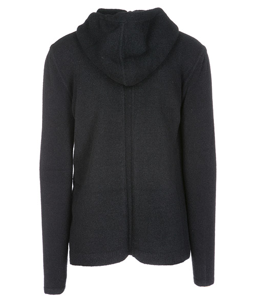 Pull homme con zip secondary image