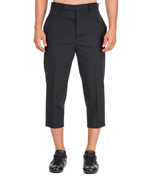Trousers Rick Owens Astaires RU19F4372ZL09 nero