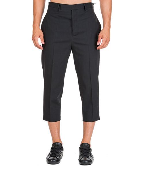 Pantalone Rick Owens astaires ru19f4372zl09 nero