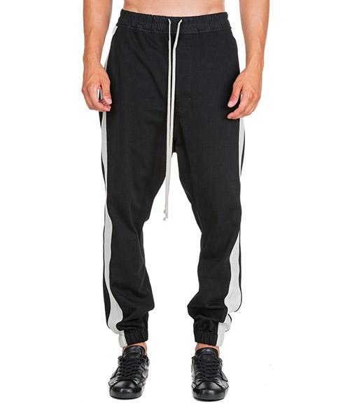Pantalone Rick Owens ru19f4388ba0961 nero