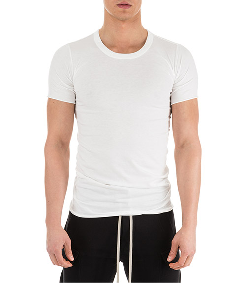 T-shirt Rick Owens RU19S2251JA 11 bianco