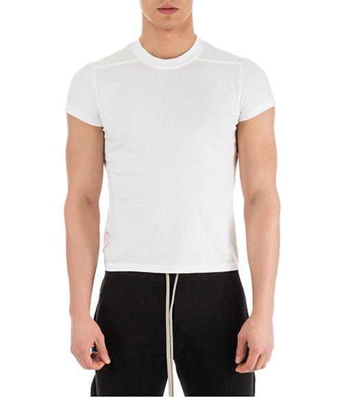 T-shirt Rick Owens RU19S2258JA11 bianco